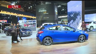 Download Drive It Home campaign heads to Detroit auto show Video