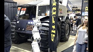 Download SHERP....THE ULTIMATE OFFROAD VEHICLE? Video