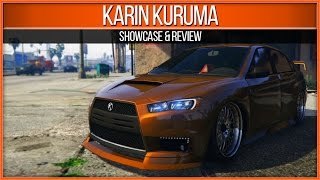 Download GTA 5 Online Heists: Kuruma Showcase & Review Video
