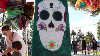 Download Day of the Dead Festival, Fremont Ca. Video