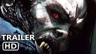 Download MORBIUS Official Trailer (2020) Jared Leto, Spider-Man Spin-Off Movie HD Video