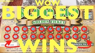 Download MY BIGGEST AND BEST WINS SO FAR PLAYING LOTTO SCRATCHERS - Updated January 15th 2017 Video