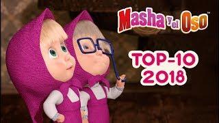Download Masha y el Oso - Top 10 🎬 Melhores Episódios de 2018 Video