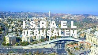 Download Jerusalem - the capital of Israel aerial drone video | ירושלים מהרחפן Video