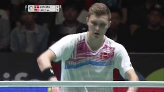 Download Daihatsu Yonex Japan Open 2017 | Badminton F M5-MS | Viktor Axelsen vs Lee Chong Wei Video