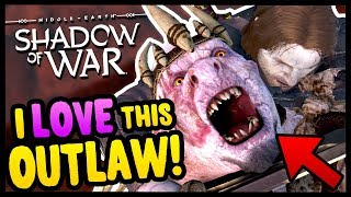 Download THE BEAUTIFUL OUTLAW TRIBE! | Middle Earth: Shadow of War - Gameplay Funny Moments Video