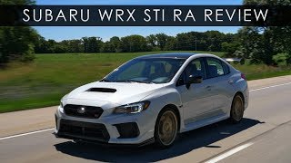 Download Review | 2018 Subaru WRX STI RA | The Last Stand Video