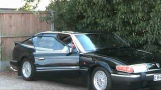 Download Rover sd1's leaving the Cross Keys July 2010 Video