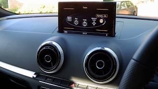 Download 2015 Audi A3 TDI S Line Sport Interior Video