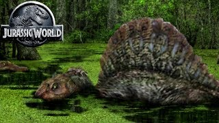 Download Where was the Spinosaurus During the Events of The Lost World: Jurassic Park? Video