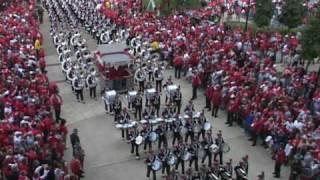 Download OSU Marching Band Entering Ohio Stadium Video