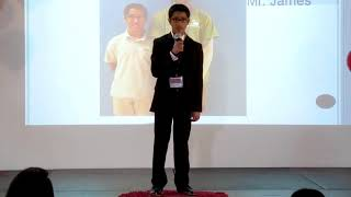 Download Invisible No More | Muhammad Hayaat Girdhar | TEDxAmanaAcademy Video