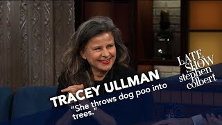 Download Tracey Ullman Impersonates Angela Merkel, Theresa May & More Video