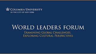 Download Luis Guillermo Solís Rivera, President of Costa Rica, at the Columbia University World Leaders Forum Video