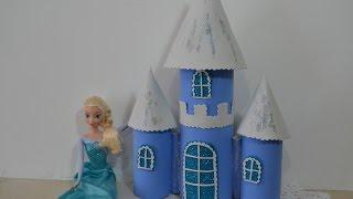 Download Como fazer um castelo da Elsa do Frozen Video