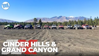Download Jeep JL Wranglers at Cinder Hills and Grand Canyon on Nitto JL-Experience : JLX REUNION - Part 4 Video