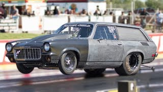 Download Big Block VEGA WAGON Doesn't Disappoint! Video