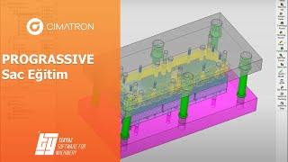 Progressive Die Design Using NX 9 0 Video Tutorials Training