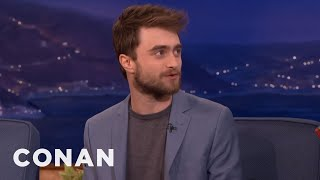 Download Daniel Radcliffe Visited The Harry Potter Museum - CONAN on TBS Video