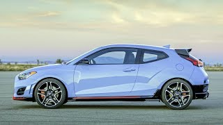 Download 2019 Hyundai Veloster N - 2.0 Turbocharged Engine with up to 275 HP and 260 lb.-ft. of Torque Video