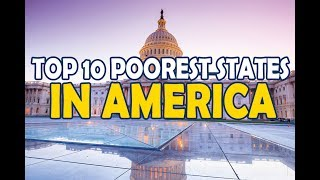 Download top 10 poorest states in america Video