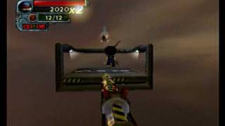 Download I-ninja PS2 Gameplay Jump n Grind.ASF Video