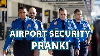 Download Pranking POLICE & Airport TSA SECURITY! Reporting Suspicious Activity! Video