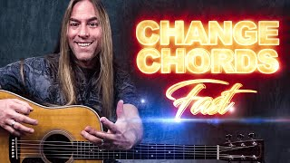 Download 1 Simple Trick for Smooth Chord Changes | GuitarZoom | Steve Stine Video