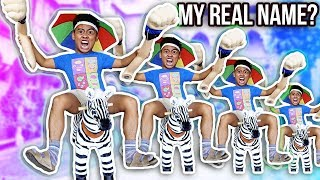 Download What's Guava Juice's Full Name? | ZEBRA JOUSTING Video