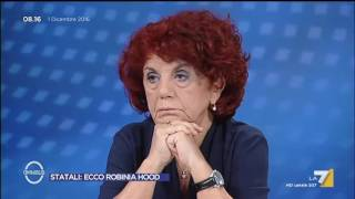 Download Omnibus - Statali: ecco Robinia Hood (Puntata 01/12/2016) Video