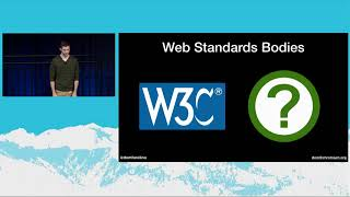 Download Hitchhiker's Guide to Web Standards // Dominic Farolino // CascadiaJS 2018 Video