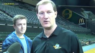Download Dana Altman Discusses Upcoming Sweet Sixteen Appearance Video