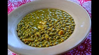 Download Traditional Curry Pigeon Peas (fresh from the garden) | CaribbeanPot Video