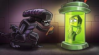 Download Minecraft - ALIEN DOCTOR EXPERIMENTS ON MY FRIENDS! (Alien Abduction Challenge) Video