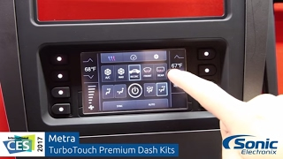 Download Metra TurboTouch Premium Dash Kits | CES 2017 Video