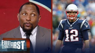 Download Ray Lewis on Garoppolo trade: 'Pats only lose if Tom Brady gets hurt' | FIRST THINGS FIRST Video