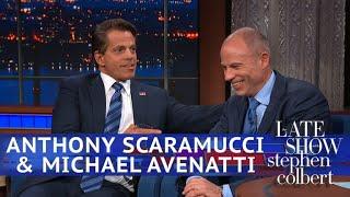 Download Anthony Scaramucci & Michael Avenatti Predict Trump's Fate Video