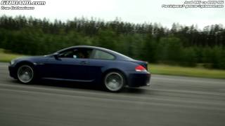 Download Audi RS5 vs BMW M6 50-250 km/h Video