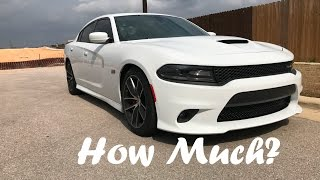 Download How much did I pay for my 2017 Dodge Charger ScatPack? + Insurance cost. Video