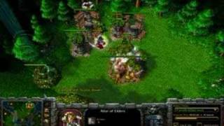 Download Warcraft 3 - Tower Rush in 60 Seconds Video