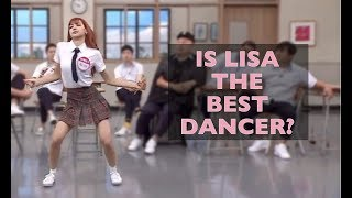 Download 8 Reasons Why Lisa is the #1 Dancer | BLACKPINK CUTE AND FUNNY MOMENTS Video