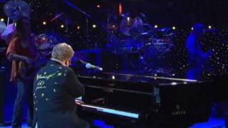 Download Elton John - Funeral for a Friend / Love Lies Bleeding Video
