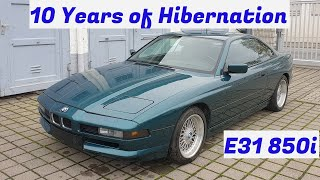 Download First Drive in 10 Years - V12 BMW E31 850i Revival - Project Bilbao: Part 2 Video