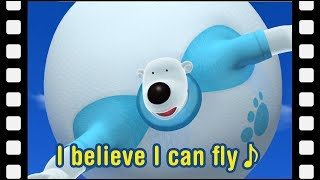 Download I believe I can fly♪ (15mins)   Kids movie   Animated Short   Pororo mini movie Video