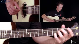 Download Love of My Life Guitar Lesson (Acoustic) - Queen Video