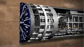 Download Meet Crossrail's giant tunnelling machines Video