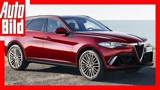 Download Zukunftsaussicht: Alfa Romeo SUV (2020) Details/Erklärung Video