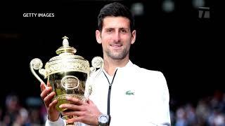 Download Djokovic beats Federer in an almost 5 hour Wimbledon match Video