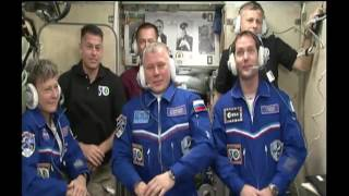 Download Expedition 50-51 Welcomed Aboard the Space Station Video