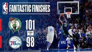 Download Best Plays From Overtime THRILLER: Celtics vs Sixers Video